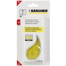 KÄRCHER Glass Cleaner Concentrate 4 x 20 ml
