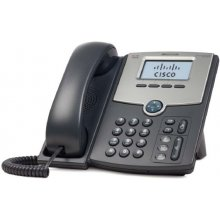 CISCO SPA504G, LCD, 128 x 64 pixels, HTTPS...
