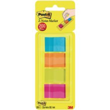 3M Indeksid paberist Post-it Z-Notes 4x50...