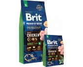 Brit by Nature Adult XL 15kg
