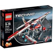 LEGO Technic Samolot strażacki