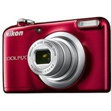 Фотоаппарат NIKON A10 red + case