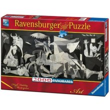 RAVENSBURGER RAVEN. 2000 EL. Panor. P icasso...