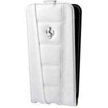 FERRARI FE458FLP5WH flip iPhone 5/5S белый