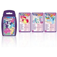 Winning Moves TOP TRUMPS Card Game MLP