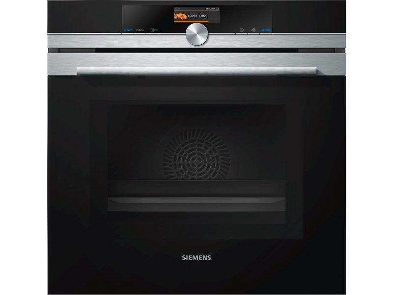 Siemens Hm676g0s6 Backofen Mit Mikrowelle Coolstart Funktion 01 Ee