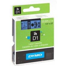 Тонер Dymo Markeemislint D1 12mm, чёрный...