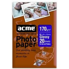 Acme foto Paper Glossy, Weight 170 g/m²