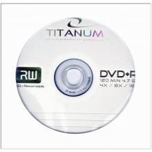 Диски Titanum DVD+Rx16 4,7GB envelope 1