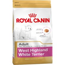 Royal Canin West Highland белый Terrier...