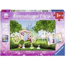 RAVENSBURGER RAVEN 2X12 EL. WD Magicz ny...