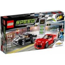 LEGO Speed Champions 75874 Chevrolet Camaro...