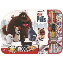 As Company Set 5in1 Gigablock Slop