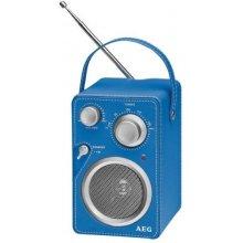 Радио AEG MR 4144 Monoradio синий