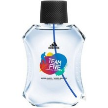 Adidas Team Five, Aftershave 100ml...