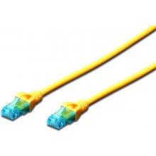 DIGITUS Premium cat 5e UTP patch кабель...