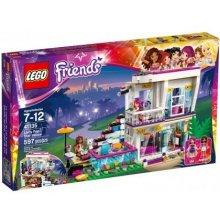 LEGO Friends 41135 Popstar Livis-Villa
