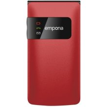 Mobiiltelefon Emporia FLIP basic punane