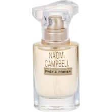 Naomi Campbell Pret a Porter 15ml - Eau de...