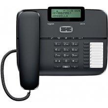 Телефон Gigaset DA710 чёрный