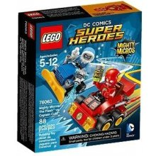 LEGO Super Heroes Flash vr.Capitan Cold...