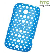 HTC Kaitseümbris Desire C, sinine, plastik