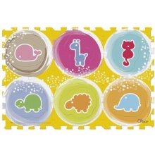 CHICCO Soft mat Puzzle Animals