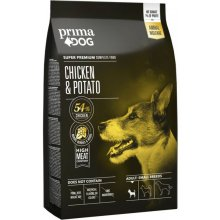 PrimaDog Adult Small Breeds Chicken & Potato...