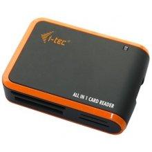 Kaardilugeja I-TEC USB 2.0 CARD luger BLAC
