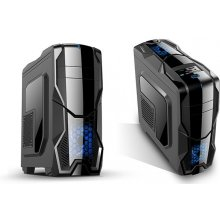 Korpus Gembird gaming case Midi Tower Luna...