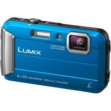 Фотоаппарат PANASONIC Lumix DMC-FT30 blue