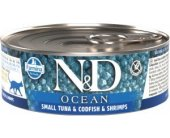 Farmina N&D OCEAN Cat Adult - tuna, codfish...