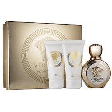 Versace Eros Pour Femme Set (EDP 5ml + гель...