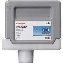 Тонер Canon PFI-301C Tinte голубой