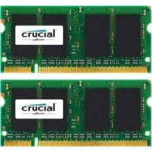 Mälu Crucial 8GB DDR3L 1866 MT/s Kit 4GBx2...