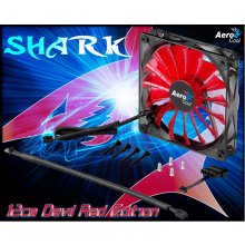 Aerocool Shark Fan Devil Red Edition 14cm...