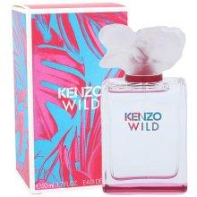 Kenzo Wild, EDT 50ml, tualettvesi naistele