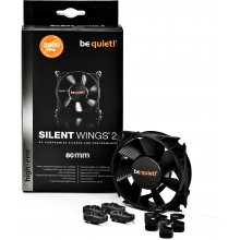 Be quiet ! SILENT WINGS 2 80mm, Fan...