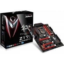 Emaplaat ASRock Z170 Gaming K6 ATX