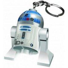 LEGO Key ring R2 D2 flashlight