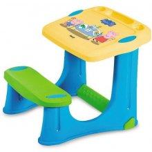 SMOBY Peppa stolik z krzesełkiem