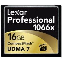 Mälukaart Lexar Professional CompactFlash 16...
