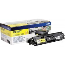 Тонер BROTHER Toner TN326Y жёлтый | 3500 pgs...