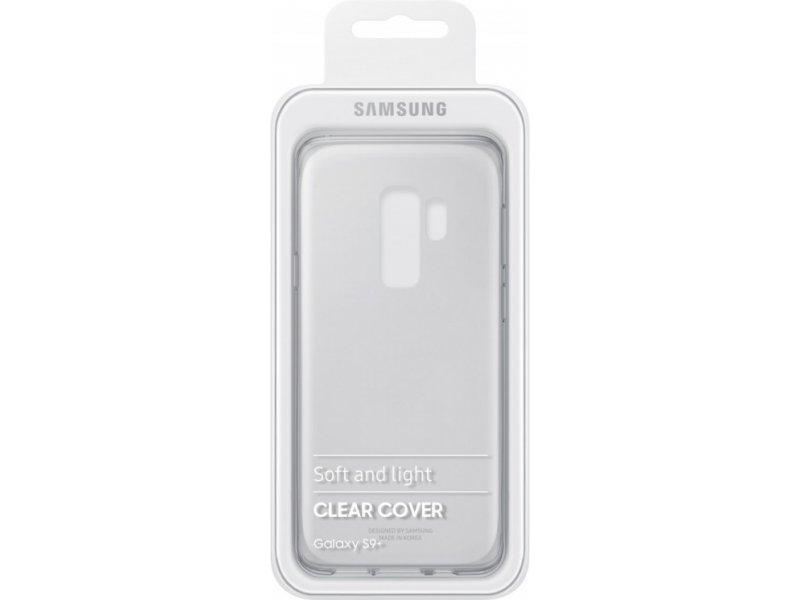 f6eb0114873 Samsung Clear cover Galaxy S9+ EF-QG965TTEGWW - OX.ee
