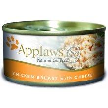 Applaws Chicken Breast с Ham - консервы с...