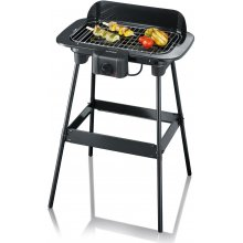 SEVERIN PG 8521 Barbecue-Elektrogrill чёрный