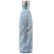 Yoko Design Isothermal Bottle Marble blue...