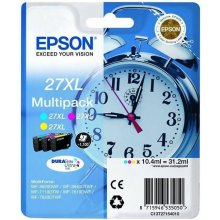 Epson DURABrite Ultra Ink 27 XL Multipack (3...