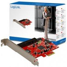 LogiLink 2 x SATA ports, 1 xIDE PCIe, 0, 1...
