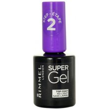 Rimmel London Super Gel Top Coat, Cosmetic...
